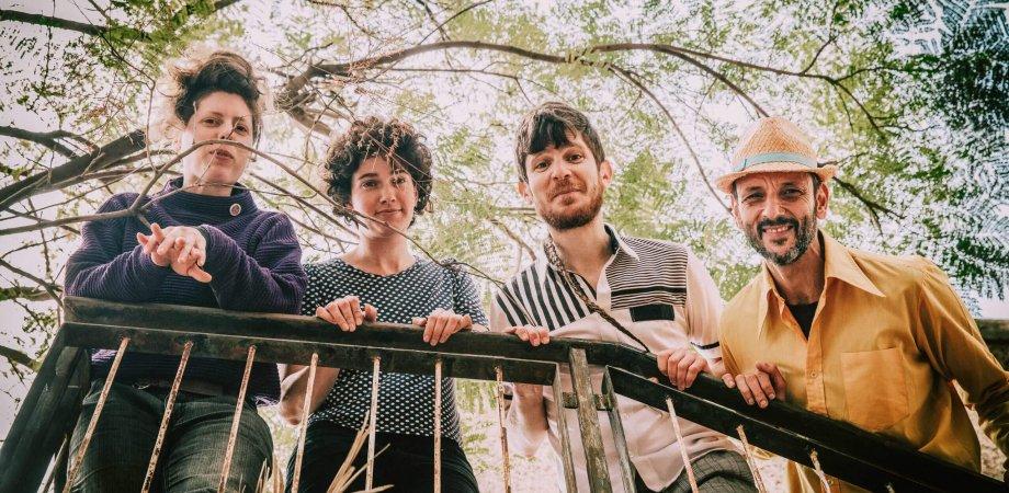 להקת הקולות הצפים